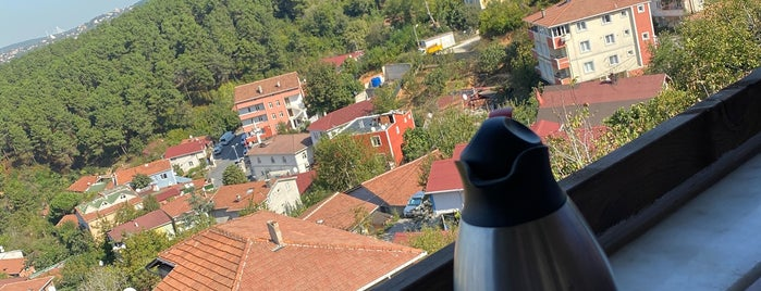 Kavacık Balkon Kafe is one of İstanbul Yemeİçme.