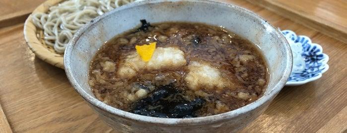 手打ち蕎麦 まん作 is one of CTS.
