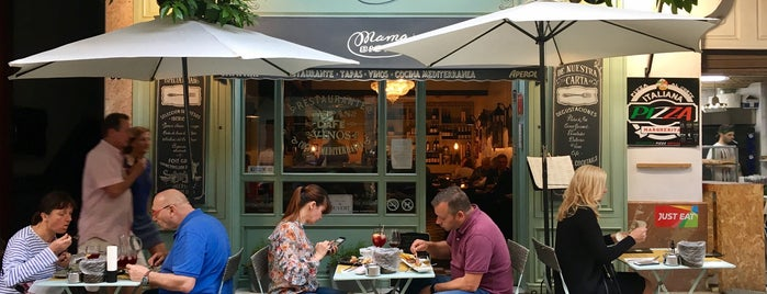 Mamá Bistro is one of Andalusia.