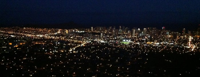 Tantalus Lookout is one of Hawaii.