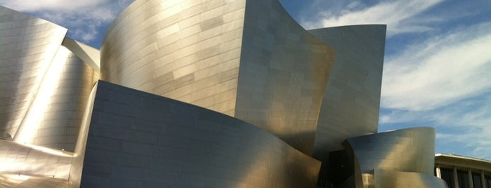 Walt Disney Concert Hall is one of viaje L.A..
