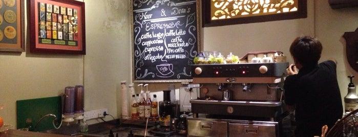 Noor&Dean's Cafe is one of Cafe Hop PG.