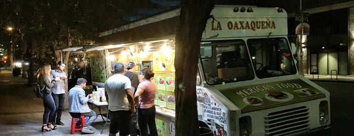 La Oaxaqueña Taco Truck is one of Los Angeles More.