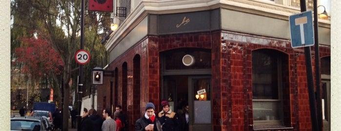 Che Guevara Pub is one of Brittany : понравившиеся места.