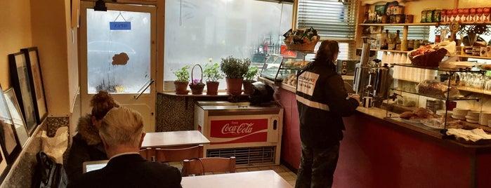 Scotti's Snack Bar is one of Lieux sauvegardés par Luke 🍺.