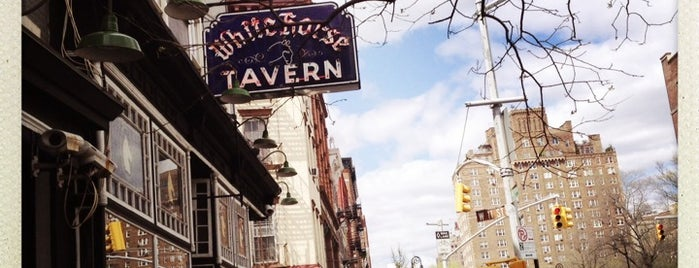 White Horse Tavern is one of Patio Situation.