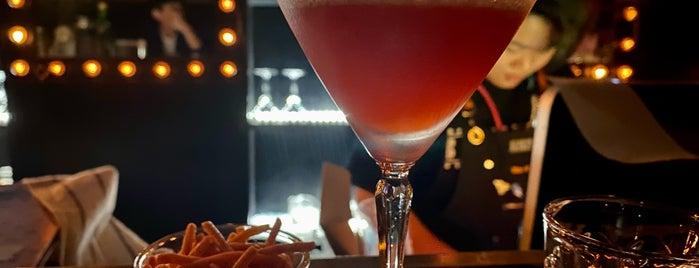 Backstage Cocktail Bar is one of Bangkok.