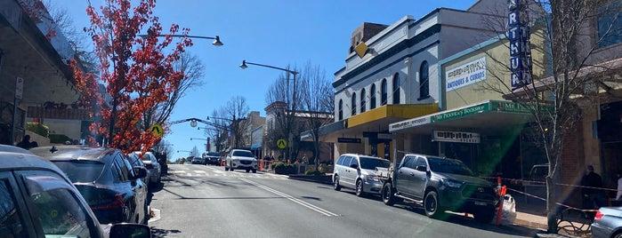 Katoomba is one of Australia - Sydney.