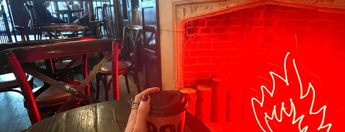 200 Degrees Coffee is one of Nottingham.
