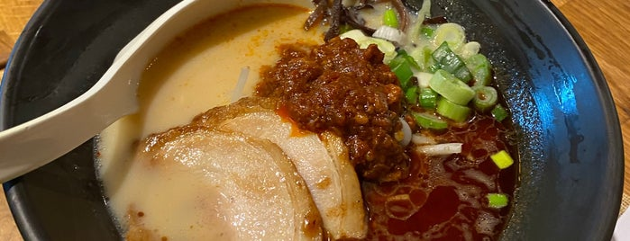 Ippudo is one of SF places to check out.