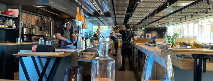 Restaurant Wils is one of To do Amsterdam.