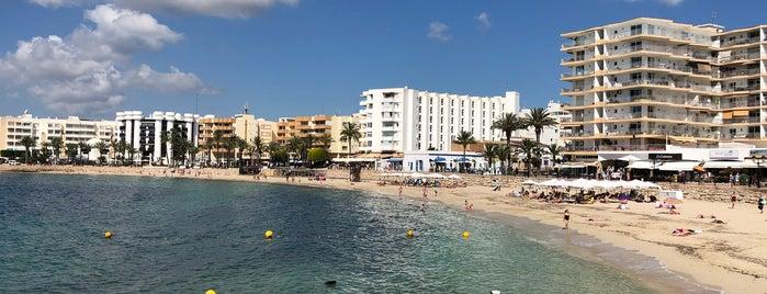 Santa Eulària des Riu is one of Ibiza to doby Jas.