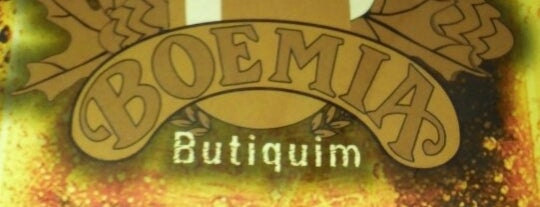 Boemia Butiquim is one of Lugares favoritos de Helem.