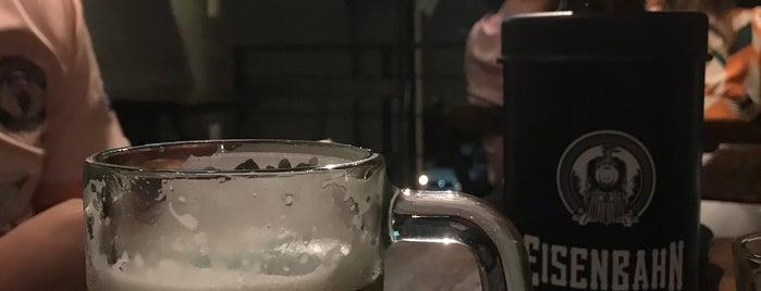 Santa Gela is one of Bons drink!.