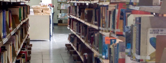 Biblioteca Monteiro Lobato is one of Serviços para Pessoas com Deficiência.