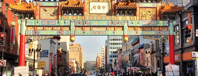 Chinatown is one of The Liaison Capitol Hill's Local Tips.