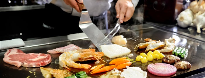 Teppan Grill is one of ChilangoLand.
