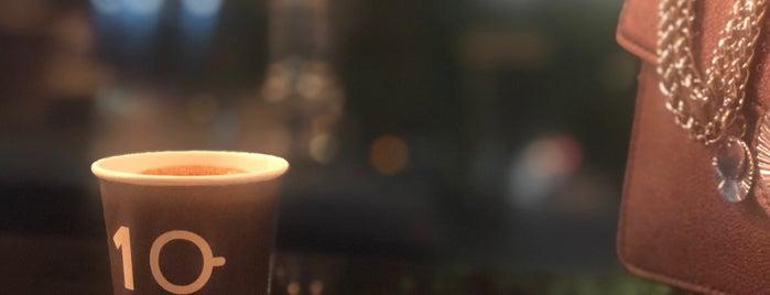1 October  specialty coffee is one of Locais salvos de Queen.