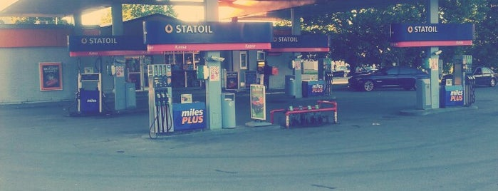 Circle K is one of Locais curtidos por Madis.