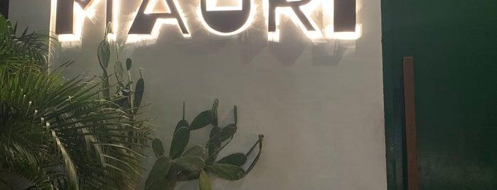 Mauri Restaurant is one of Tempat yang Disukai Sarah.