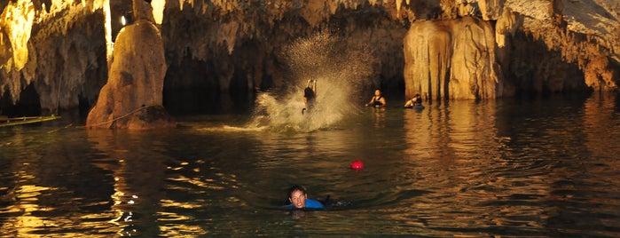 Hidden Worlds Adventure Park & Cenotes is one of Riviera Maya.
