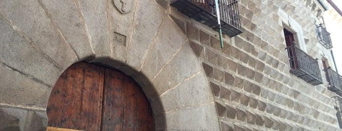 Casa De Los Picos is one of Sagobia.