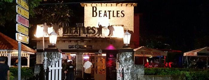 the beatles Bar Restaurant is one of Cuba.