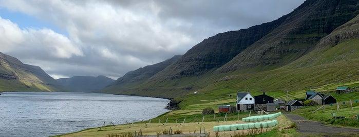 Múli is one of Faroe Islands.