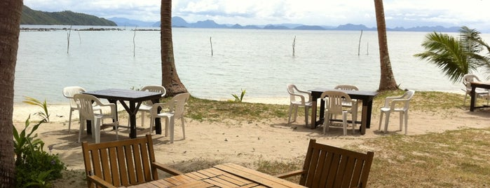 The Beach Restaurant is one of VACAY - KOH SAMUI.