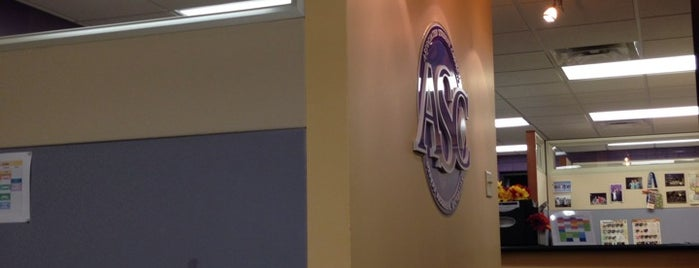 ASC Office is one of Lieux qui ont plu à Danny.