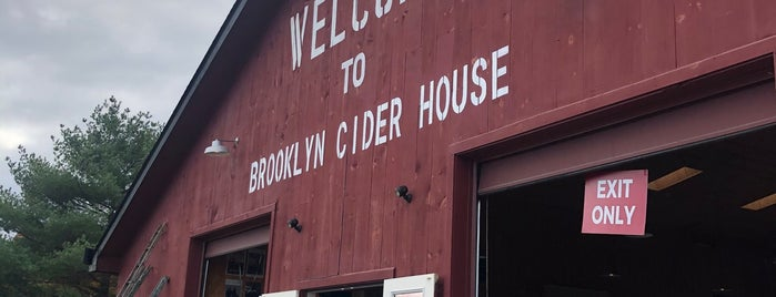Brooklyn Cider House is one of SKW 님이 좋아한 장소.