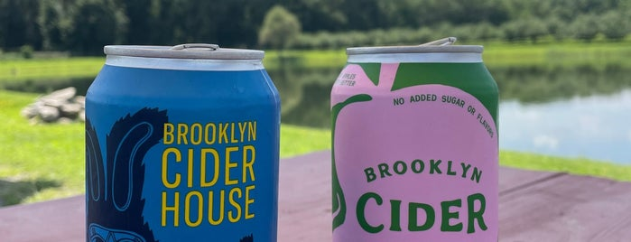 Brooklyn Cider House is one of Upstate 🍂.