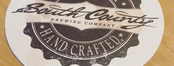 South County Brewing is one of Posti salvati di Rachel.