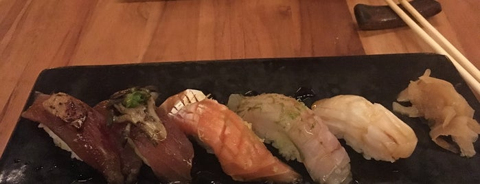 Toro Sushi is one of Japones.