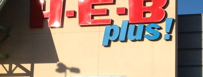 H-E-B plus! is one of John 님이 좋아한 장소.