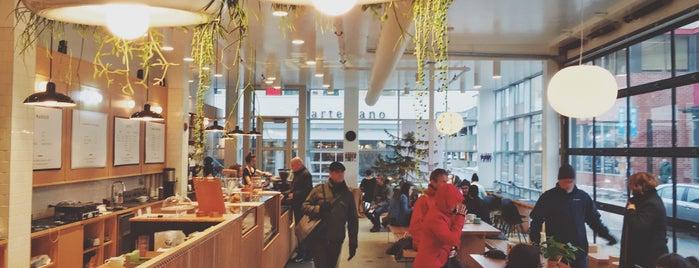 Saint-Henri Micro-Torréfacteur Québec is one of Restaurants.
