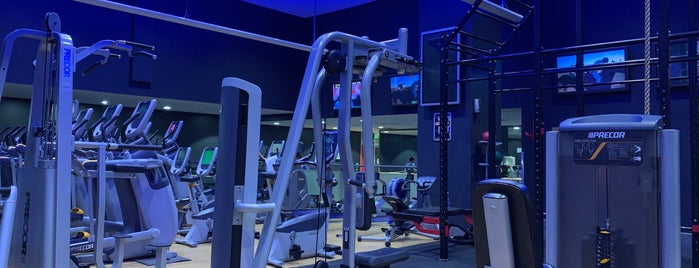 LivingWell Premier Health Club is one of out of town.