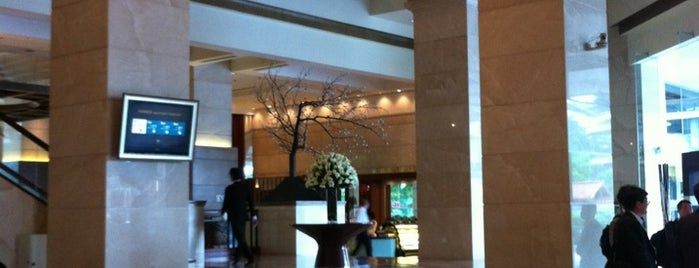 Sofitel Plaza Hotel is one of Vietnam.