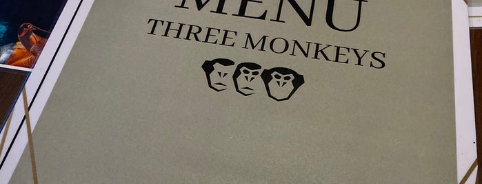Three Monkeys Club is one of Хочу посетить.