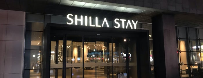 Shilla Stay Jeju is one of joo : понравившиеся места.