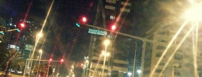 Khalifa street is one of Orte, die Thisara gefallen.
