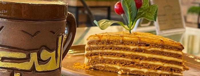 Spoon & Glaze is one of Jeddah (Café & dessert).