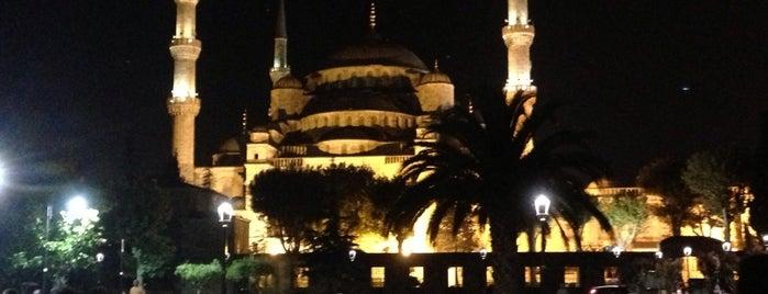 Sultanahmet is one of Tarih/Kültür (Marmara).