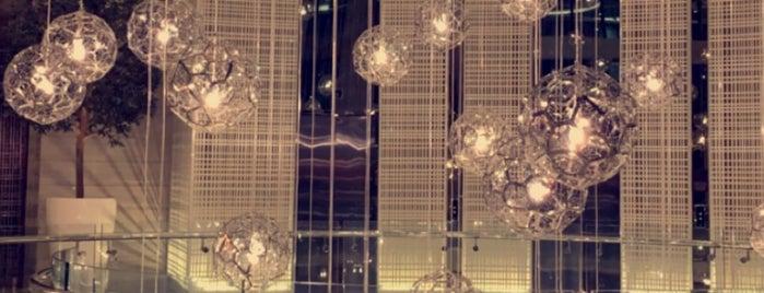 Fairmont Riyadh Hotel is one of Rana. : понравившиеся места.