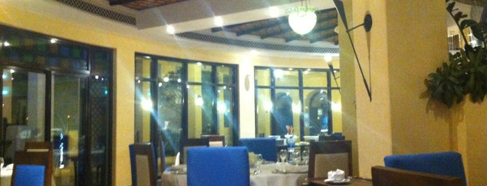 La Perle Seafood (at Novotel) is one of Bahrain - Best Restaurants.