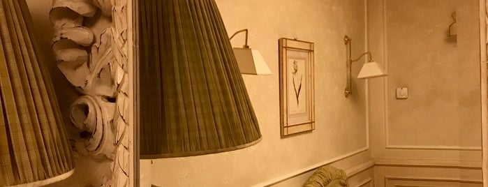 Hotel Villa Fiesole is one of ITA Florence.