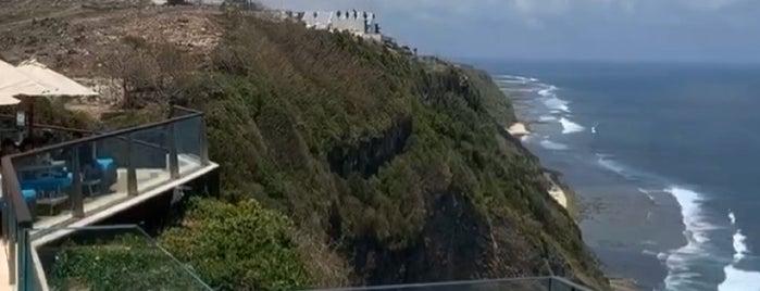 The Edge is one of Uluwatu.