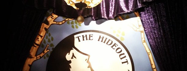 The Hideout Theatre is one of Austin Entertainment.