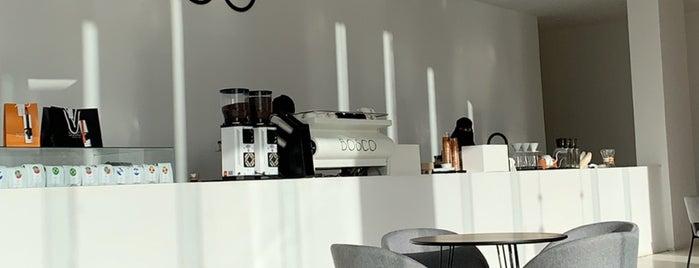 BOSCO CAFÉ is one of Abha.