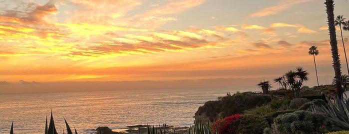 Montage Laguna Beach is one of Omr604'un Kaydettiği Mekanlar.